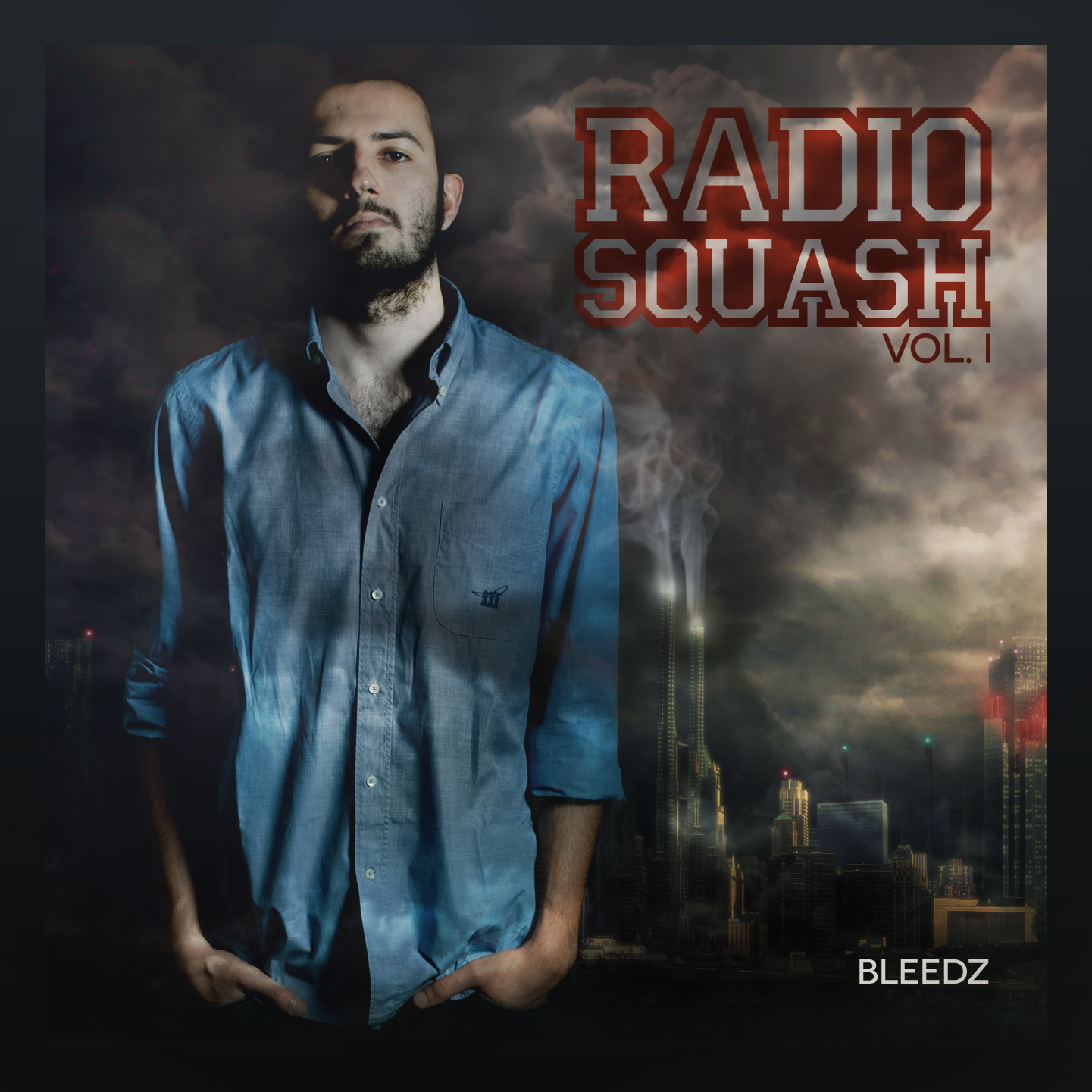 Copertina Bleedz - Radio Squash vol I