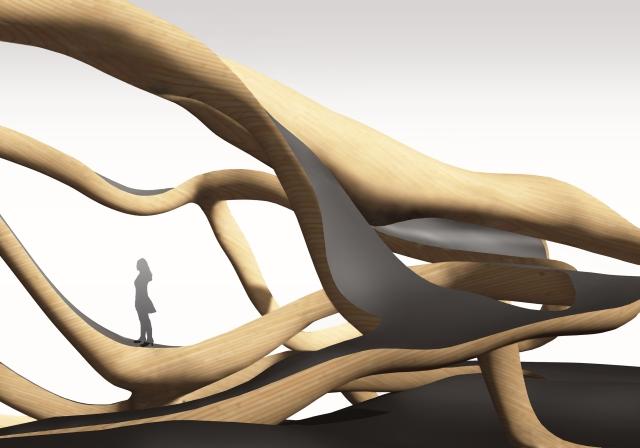 LEXUS 'amazing flow' conceptual-image