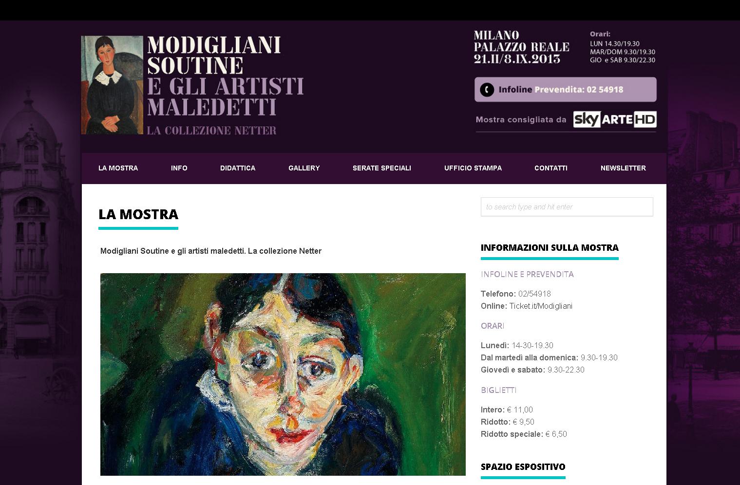 Modigliani-Soutine