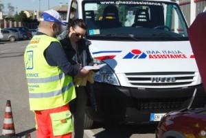 Soccorso stradale, nasce la prima rete italiana per auto elettriche e ibride
