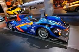 24 ore di Le Mans: l'Alpine n°36 svelata al pubblico