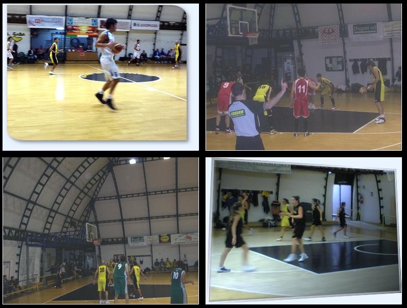 Basket San Salvatore Selargius