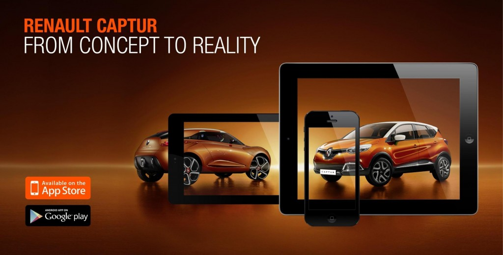 Renault Captur e Adobe