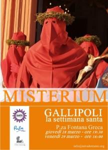 Gallipoli - Riti Settimana Santa