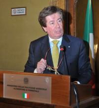 Dott. Giuseppe Martelli, direttore generale dell'Associazione Enologi Enotecnici Italiani (Assoenologi)