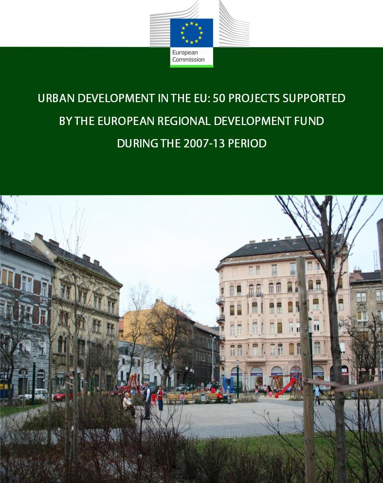 50 brillanti soluzioni urbane finanziate dal FESR