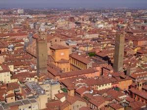 Tetti di Bologna