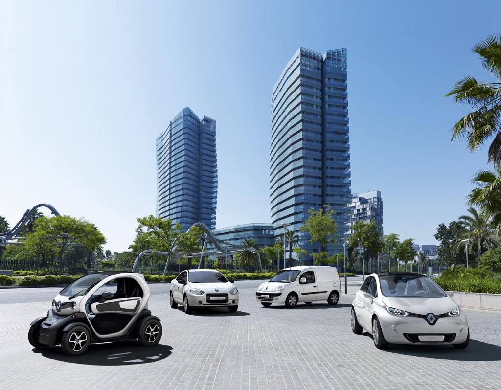 """Renault Z.E. al centro dell'iniziativa """"Ambienti sensibili e sostenibili"""""""