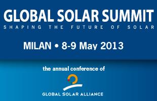 Global Solar Summit