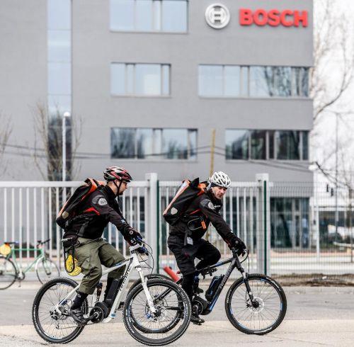 Il sistema eBike di Bosch
