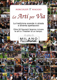 LE ARTI PER VIA - Milano Piazza Portello