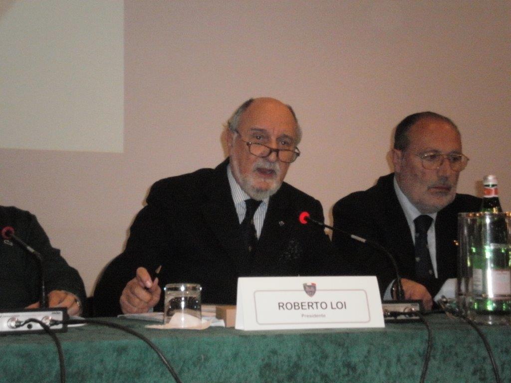 Roberto LOI presidente ASI