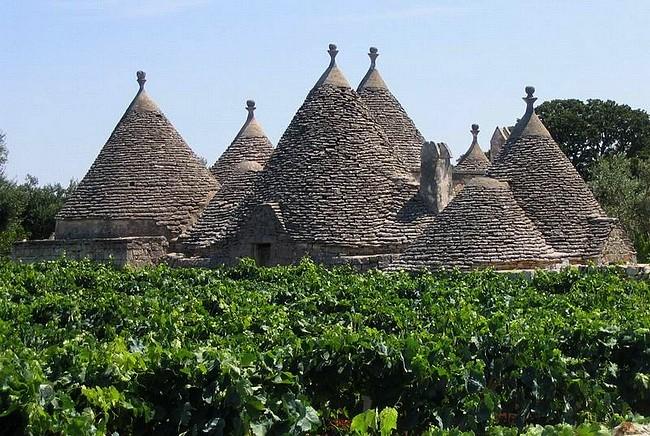 Enoturismo in Puglia