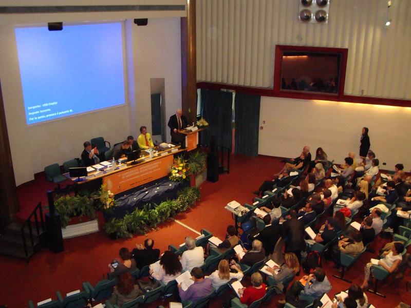 sala del congresso
