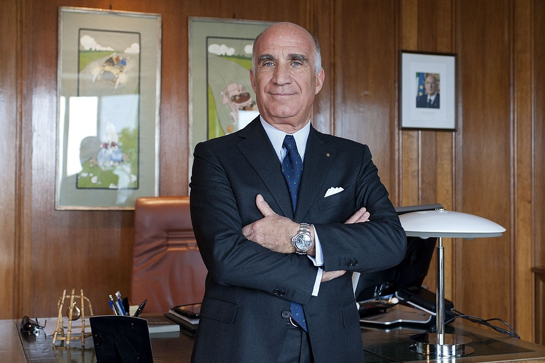 ACI - presidente Angelo Sticchi Damiani