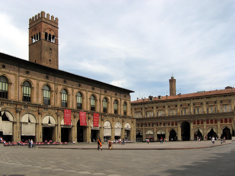 Bologna - Piazza Maggiore