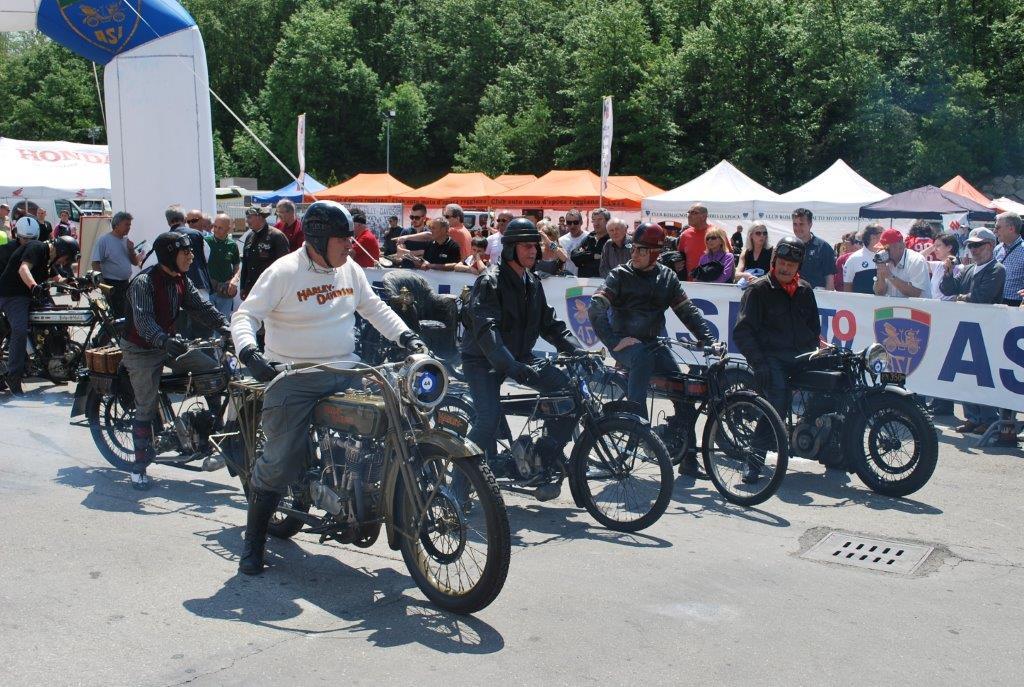 Le Harley Davidson
