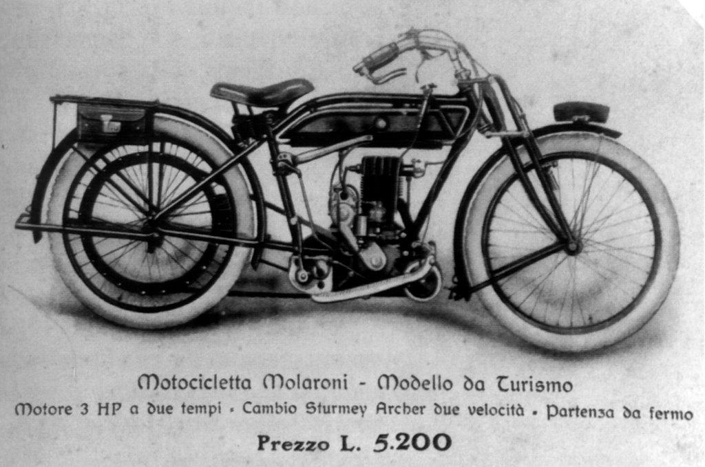 Motocicletta Molaroni 300cc