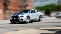 "La Ford Mustang protagonista del film tratto da ""Need for Speed"""