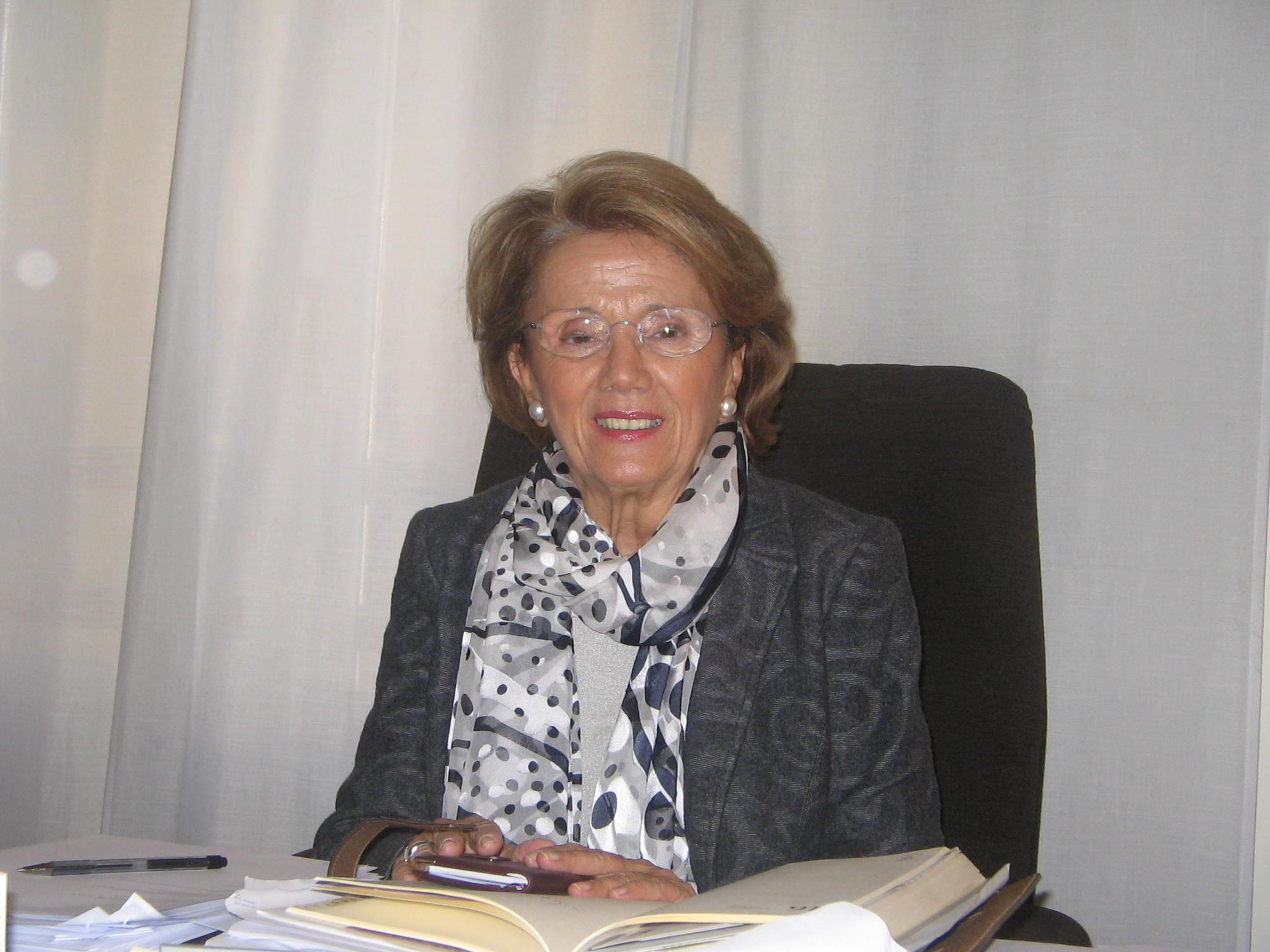 avv A.M. Martuccelli Direttore Generale ANBI