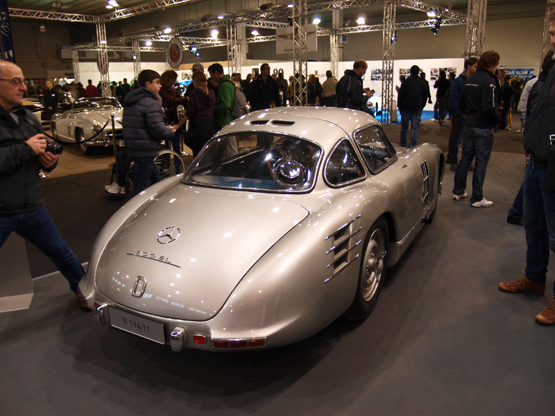 Mercedes storica
