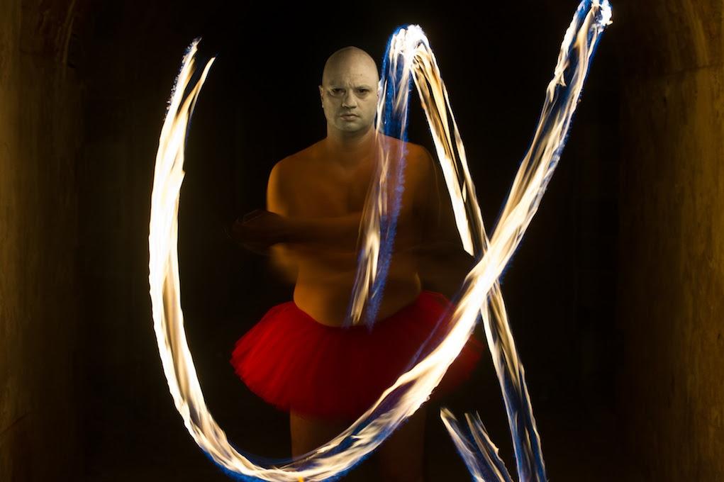 FLAME (CHAINS) mostra personale di Andrea Contin