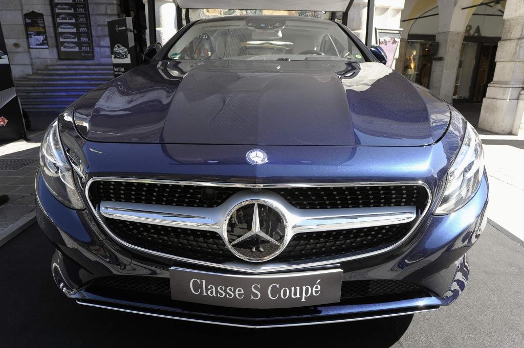 CLASSE S COUPè