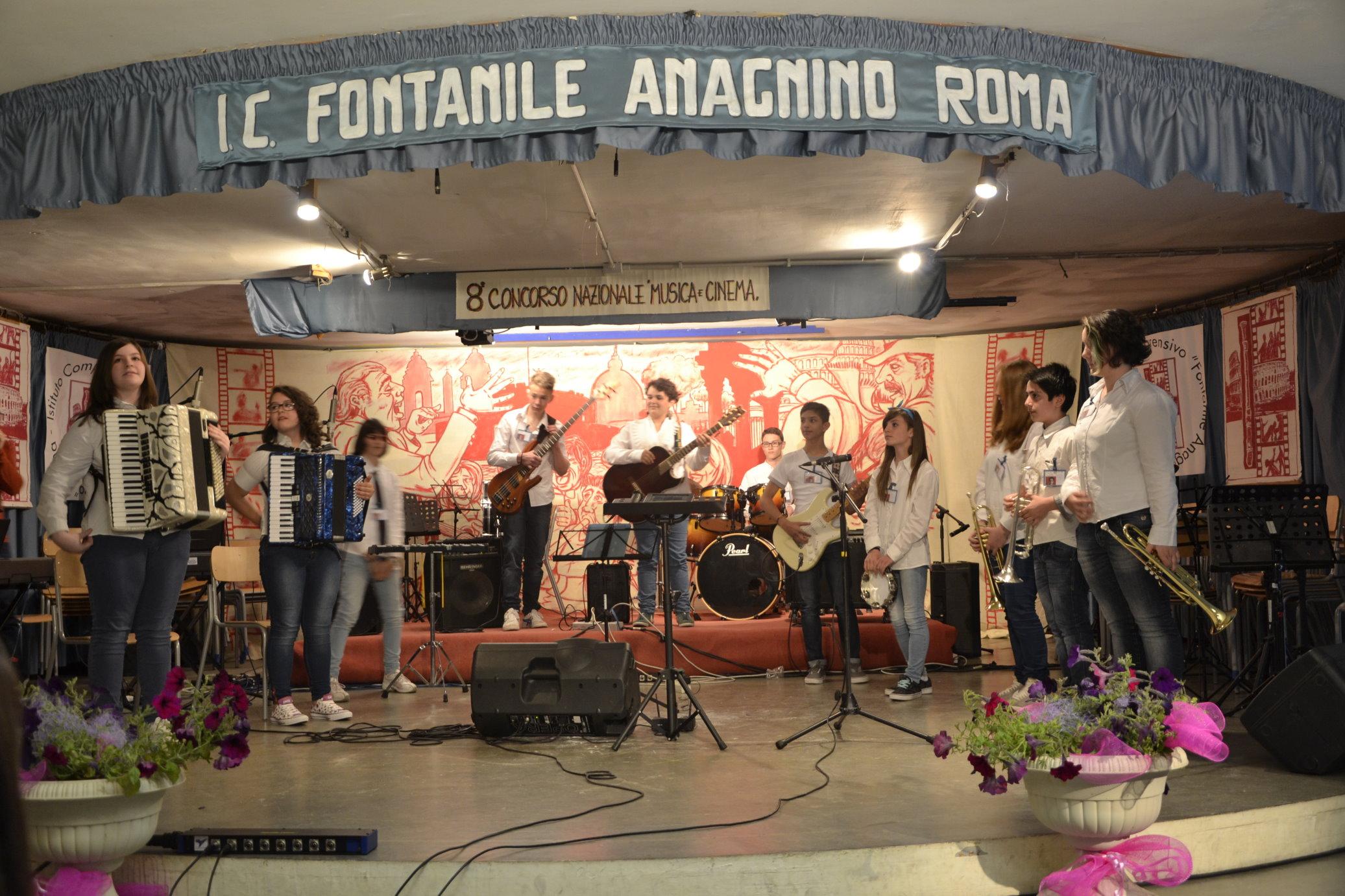CONCORSO MUSICA E CINEMA