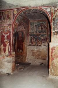 Chiesa Rupestre di Santa Croce- Andria (BA)