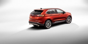Ford svela la nuova Edge