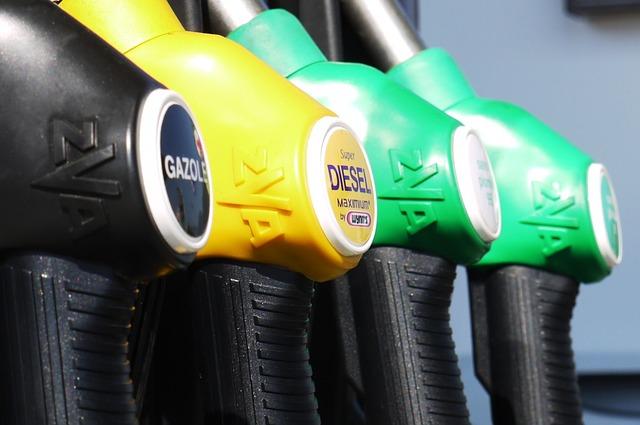 Benzina e gasolio