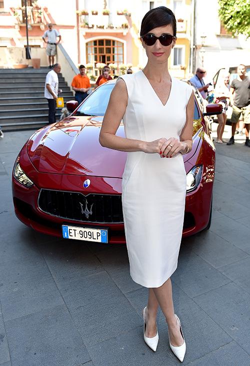 Maserati At Taormina Film Fest - Day 7
