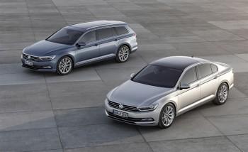 nuove Passat Volkswagen