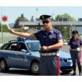 polizia stradale controllo