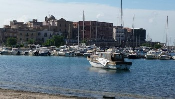 barche in mare
