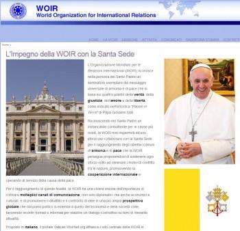 Il portale Vatican.WoirNet.org affianca il sito centrale della WOIR