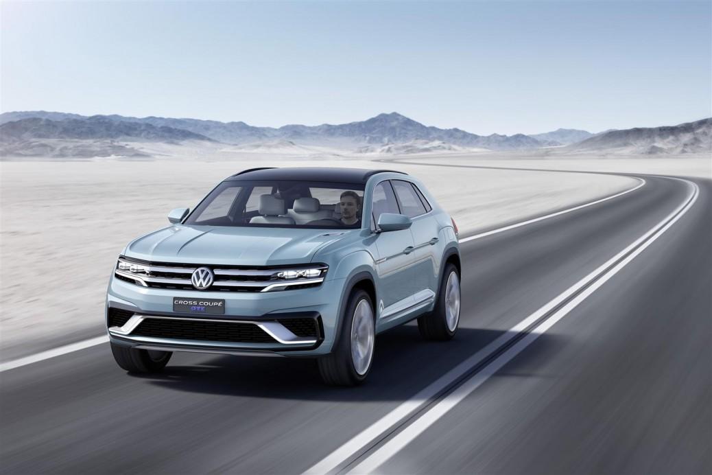 CROSS Coupè Volkswagen