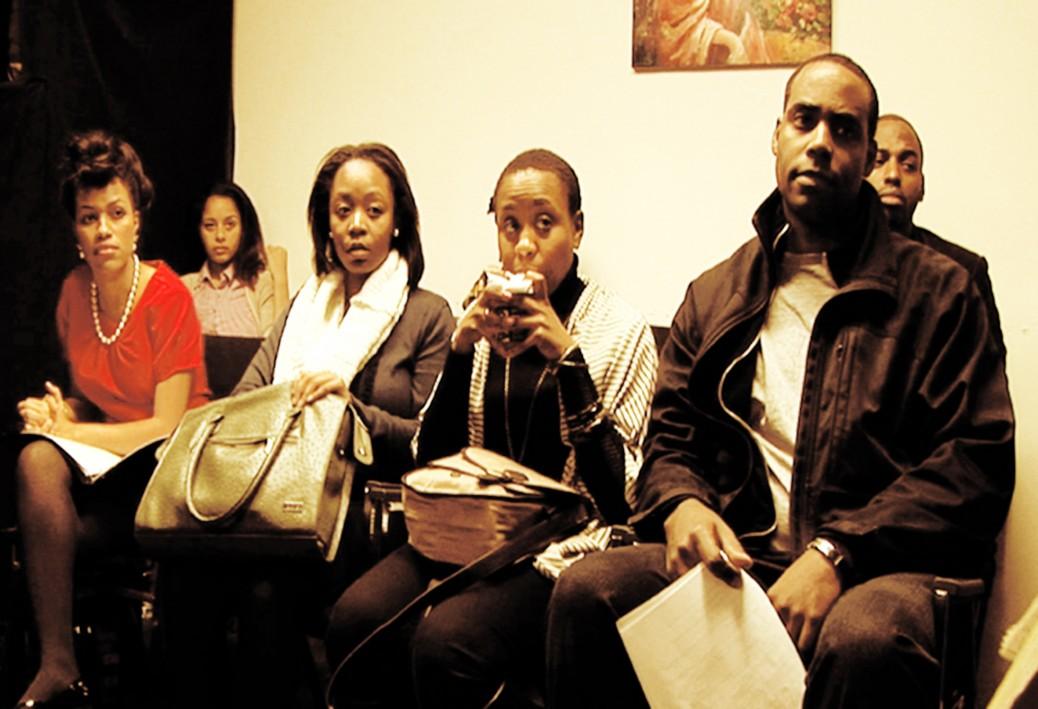Un'immagine del film Jammin' Drama Project