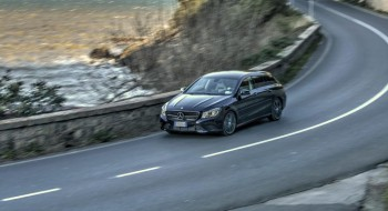 CLA BRAKE MERCEDES DUE