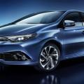 nuova Auris Toyota