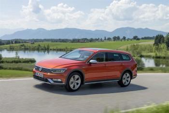Passat Alltrack Volkswagen