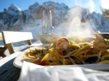 Alta Badia- Gourmet Skisafari; Elisa Fernetti