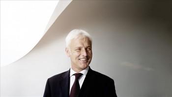 Matthias  Müller, CEO del Gruppo Volkswagen