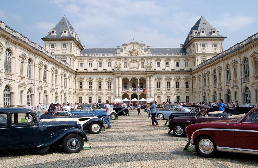 Torino - Castello del Valentino