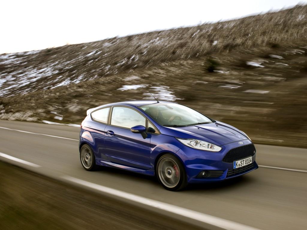 La nuova Fiesta ST coniuga le prestazioni con la praticità ...