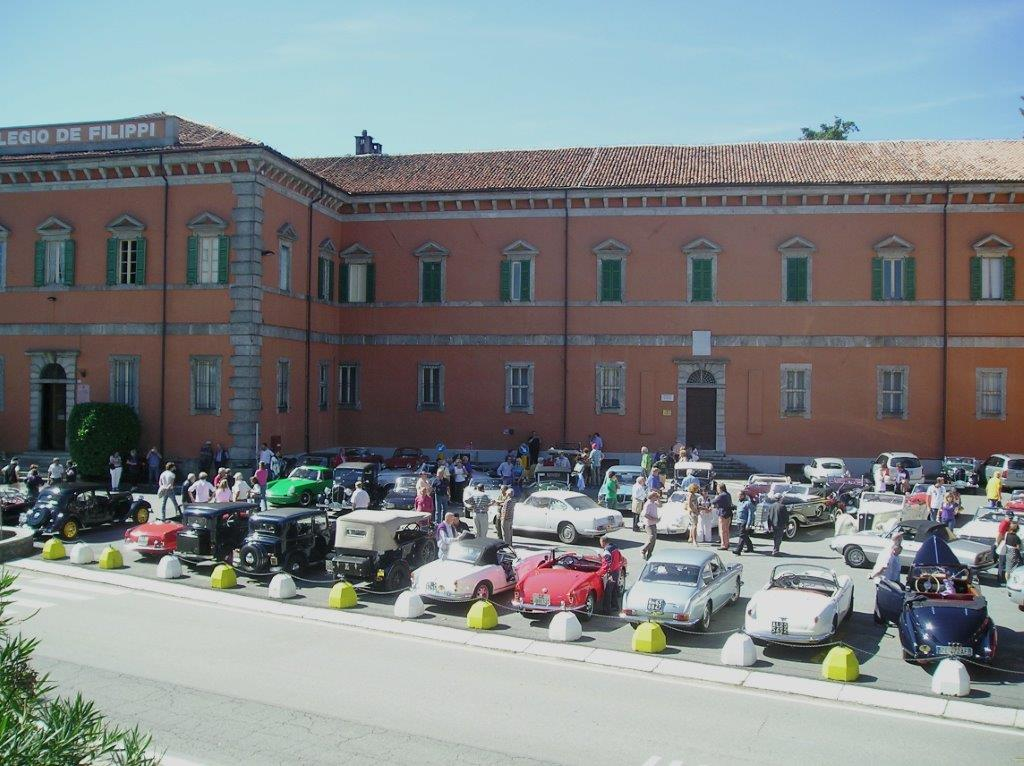 Veteran Car Club Torino ad Arona