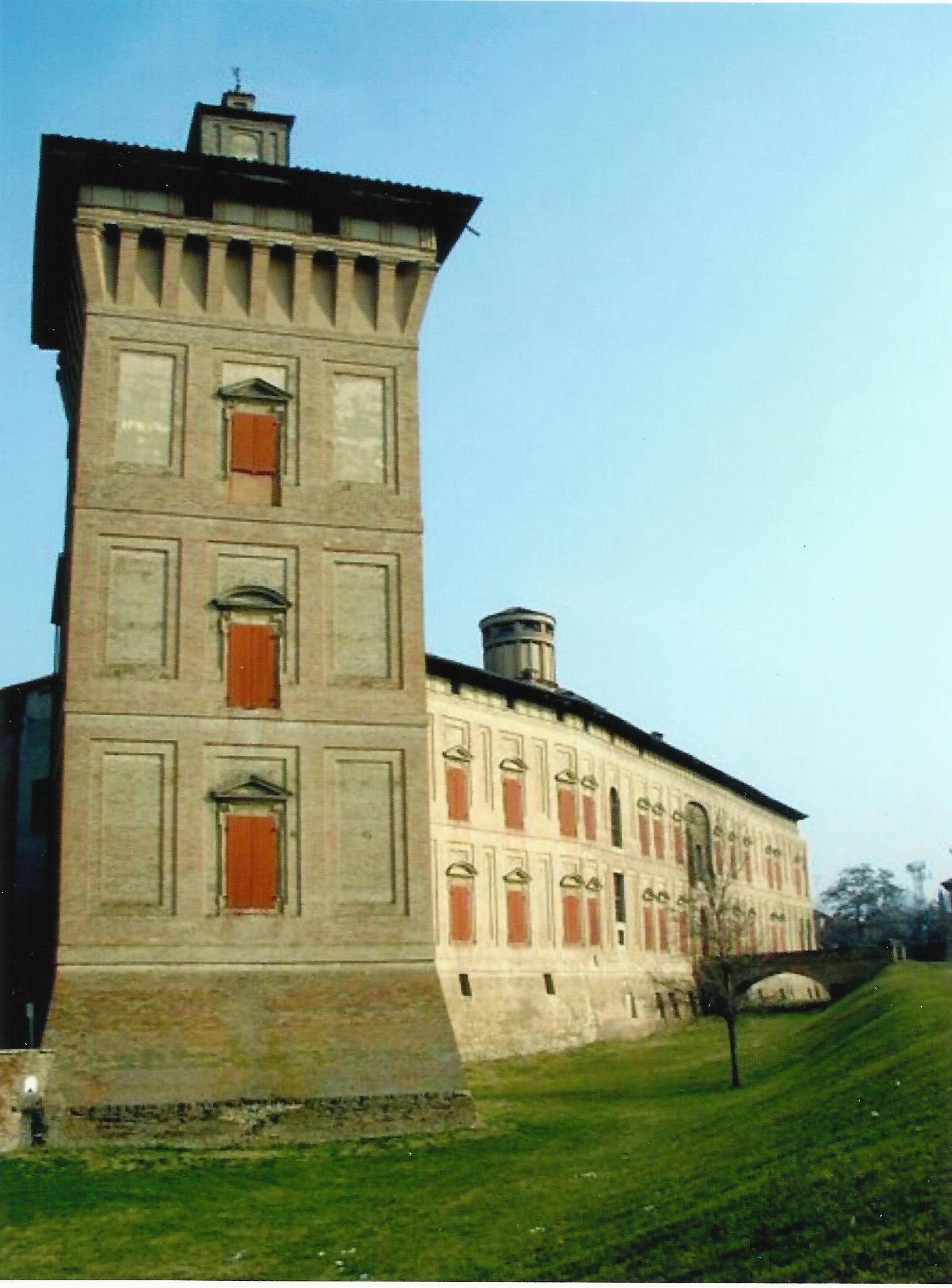 Scandiano (RE) - Rocca dei Boiardo