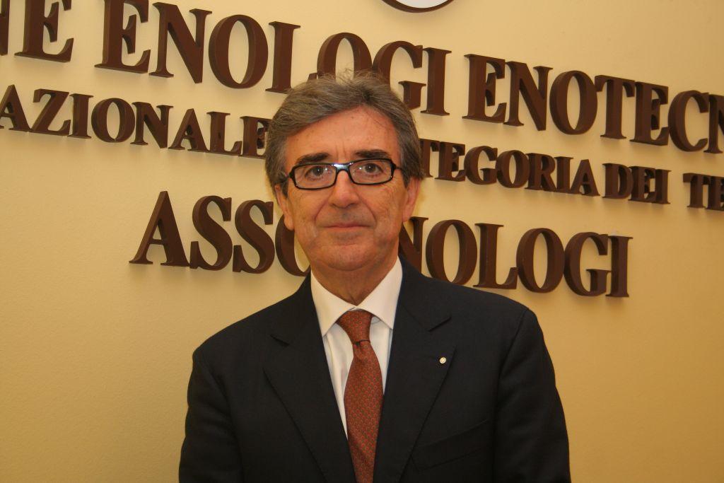 Riccardo Cotarella Presidente Assoenologi