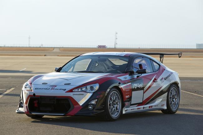 Toyota GT86 e Lexus LFA cercano la vittoria alla 24 Ore del Nürburgring 2013