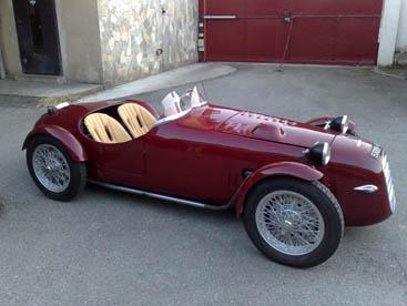 auto Barchetta